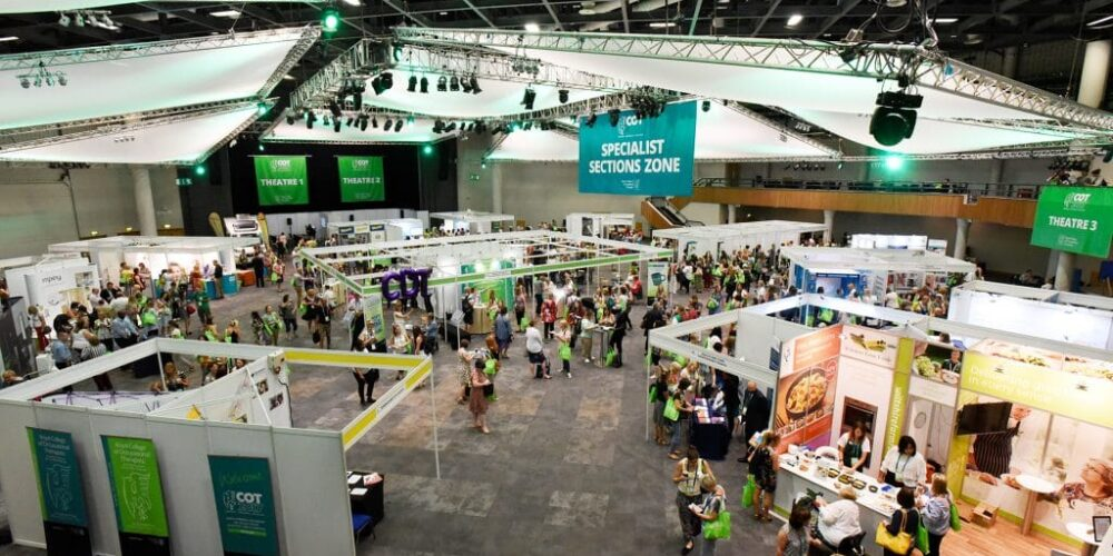 Event Management for Associations: Expo Hall