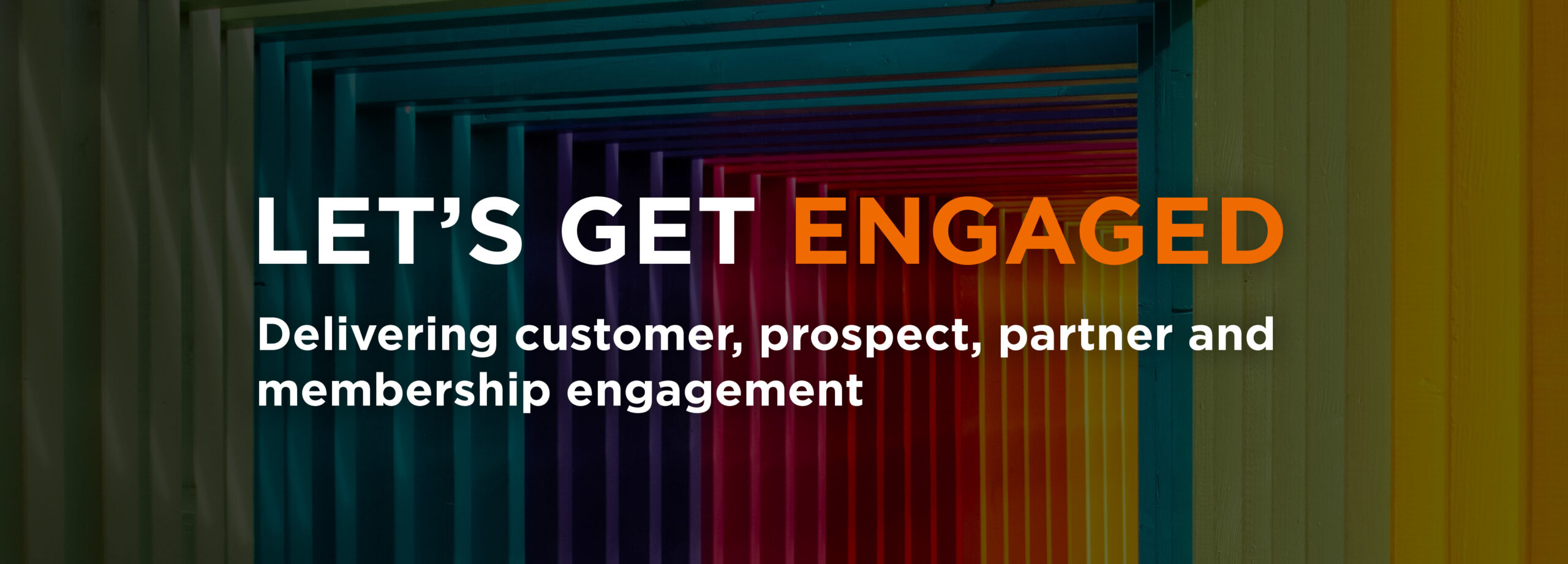 Outsourced Engagement: Let's Get Engaged